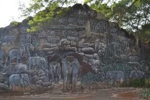 Elefantmur