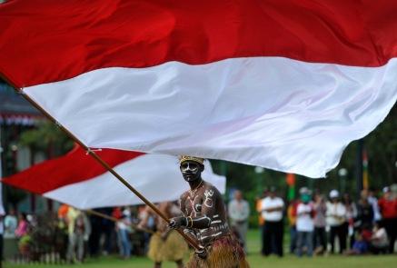 Indonesiens fejring af uafhængigheden