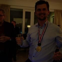 Thomas Cup guldmedalje