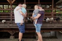 Magnus og Villads (+fædre)
